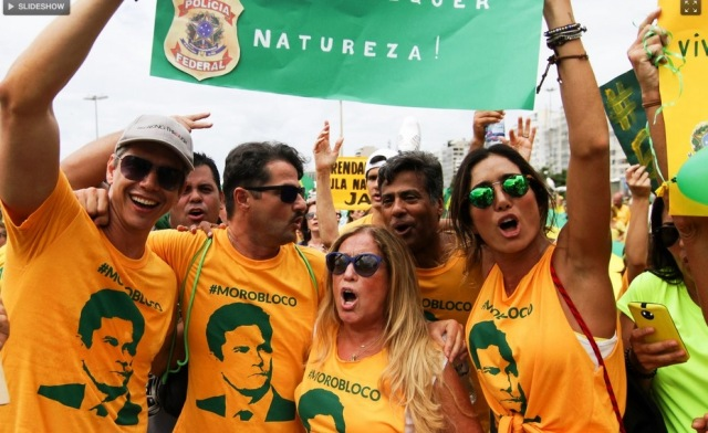 PROTESTOS, MOROBLOCO, globais