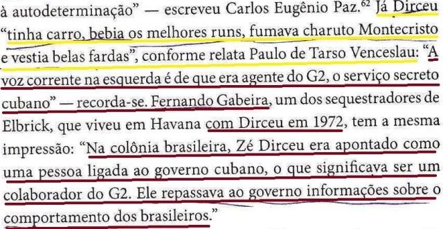 DIRCEU, A BIOGRAFIA, CUBA, CARRO, BEBIDA, GABEIRA, FL. 82