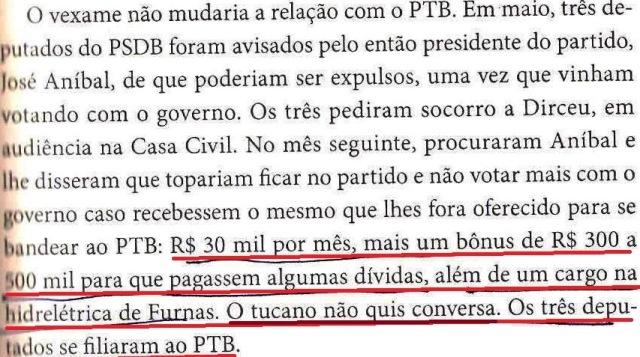 dirceu, a biografia, fl.195, PSDB 001