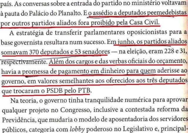 dirceu, a biografia, O PT NO PODER, fl. 196