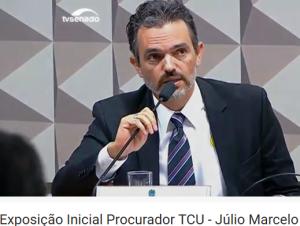 PROCURADOR JÚLIO, no senado