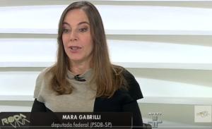 rodaviva, Mara Gabrilli