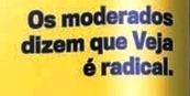 VEJA É DE RADICAL
