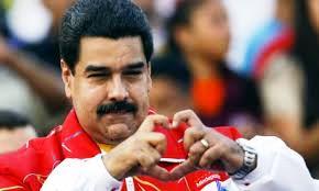 venezuela, maduro coração