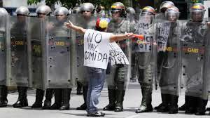 venezuela, no hay comida