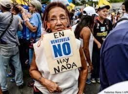 venezuela, no hay nada