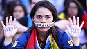 venezuela, silêncio e paz