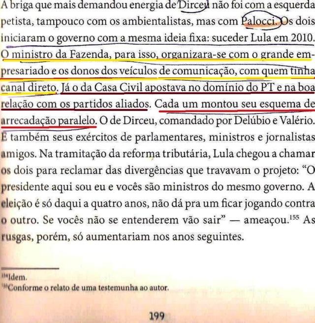 Dirceu, a biografia, fl.199, DIRCEU X PALOCCI