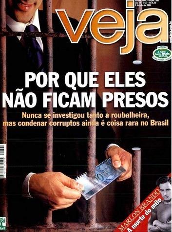 veja, capa bilionários, julho 2004